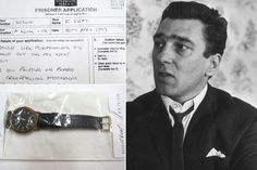 Organized crime Kray twins' possessions auctioned