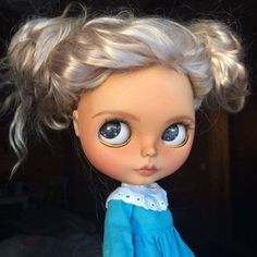Custom Doll for Adoption  by BlythemagicShop - available here: http://etsy.me/2jIOyYg