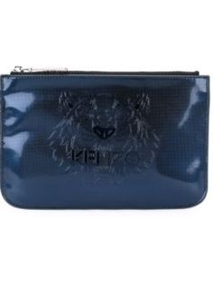 'Tiger' clutch  #farfetch #love #ReviewsClothing