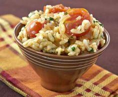 Recette Risotto aux tomates, paprika et parmesan par Chip and Dale - recette de la catégorie Plat principal - divers