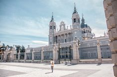 There are no words for Madrid's Almudena Cathedral...