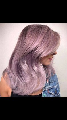 Mydentity Rose Gold and Dusty Lavender