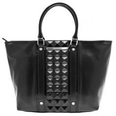 Versace Jeans - 'Studs' Tote Bag