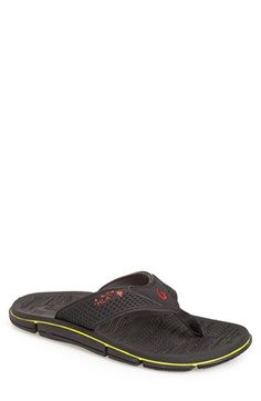 OluKai+'Kia'i+Kei'+Water+Resistant+Flip+Flop+(Men)+available+at+#Nordstrom