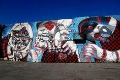 How&Nosm Walls South Bronx
