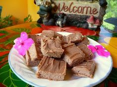 SPLENDID LOW-CARBING BY JENNIFER ELOFF: PEANUT BUTTER CHOCOLATE FROSTING AND FUDGE RECIPE ~ Delicious...double the frosting recipe for a layered cake! Visit us at: https://www.facebook.com/LowCarbingAmongFriends