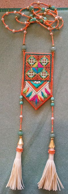 Adorn: Orna's needlepoint students are the BEST!!