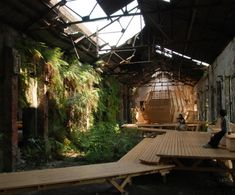 Refab Paradise: Ruined Factory Becomes Dream Retreat | WebEcoist