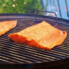 Alton Brown's smoked salmon recipe