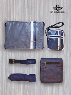 accessories #saxoolondon #menswear #mensfashion #grey #blue #bag #summer #sale