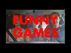 Funny games movie title