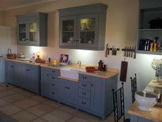 Country kitchen in Johannesburg