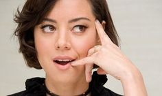 Aubrey Plaza: 'Things take on a different meaning when death comes so close' The actor best known as Parks and Recreation's April Ludgate talks about her new film, Mike and Dave Need Wedding Dates – and the stroke she suffered aged 20