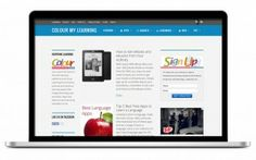 Amazing Site: Great example of a beautifully crafted professional looking website Own Website, Professional Website, Build Your Own, How To Plan, Learning, Day, Amazing, Diy, Studying
