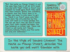 The house on mango street essay