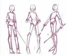 Anime Poses Reference, Figure Drawing Reference, Anatomy Reference, Drawing Techniques, Drawing Tips, Drawing Sketches, Cartoon Drawings, Anatomy Drawing, Manga Drawing