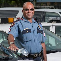 Corporal James Harding, Employee of the Month for June, is an officer with the HISD Police Department. He first joined the district in 1984 as a campus officer, but he moved to general patrol duties upon his promotion to corporal in 2008.