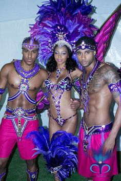Passion Carnival 2015 Band Launch Trinidad