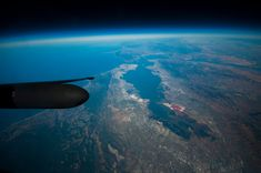 The pilot flew over California, capturing Sacramento, San Francisco, and even the Golden Gate Bridge. U 2 Spy Plane, Photo U, San Jose, Sacramento, Golden Gate Bridge, Airplane View, Air Force, Pilot, Aviation