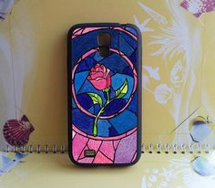 Phone case with the Rose from Beauty and the Beast!