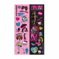 Monster High Sticker Strips: A great girls birthday theme with attitude! Celebrate with the girls and ghouls from Monster High. Monster High Party Supplies, Kids Party Supplies, Monster High Birthday, The Good Dinosaur, Preschool Games, American Greetings, Party Packs, Birthday Party Themes, 8th Birthday