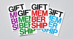 Give Membership