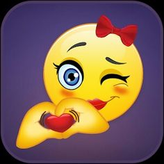 The most exciting emoji, beautiful and cute to send someone amazing Animated Smiley Faces, Funny Emoji Faces, Animated Emoticons, Emoticon Faces, Funny Emoticons, Smileys, Smiley Emoji, Kiss Emoji, Love Smiley