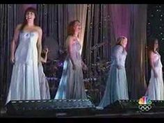 Chloe / Celtic Woman - ''The Sky and the Dawn and the Sun'', WITH ICE SKATERS!!  This is absolutely INCREDIBLE!!!