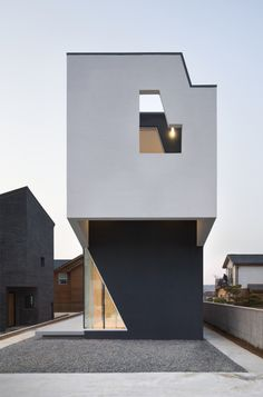 "Vi-Sang House by Moon Hoon ""Location: Gyeonggi-do, Korea"" 2011"