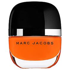 Marc Jacobs Beauty - Enamored Hi-Shine Nail Lacquer in 114 Snap! - mandarin orange  #sephora