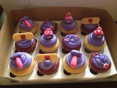 Doc Mc Stuffins Cupcakes