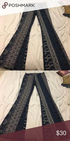 Printed pants So comfy and cute stretch pants! Vintage Havana Pants