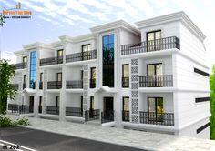 Kost Hotel Room Design, Condo Design, Villa Design, Facade Design, Apartment Design, Exterior Design, Architecture Design, Building Facade, Building Design