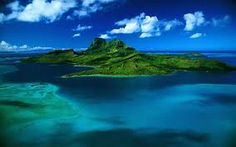 Really doesn't this beautifull carribean island look magical!
