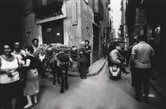 Barcelona 1962. Photo Xavier Miserachs.