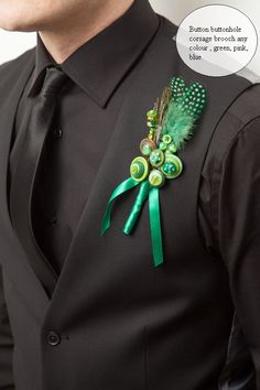 Unique brooches for men// Bride as a Bouqet Accessories #mens #wedding #fashion