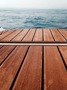 Great Lakes Boating- SC Wake SeaDek Swim Platform! #scwake #seadek #customseadek #greatlakes #boating #swimplatform