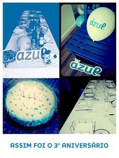 3ºAniversário@ByAzul