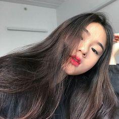 Ulzzang Korean Girl, Cute Korean Girl, Asian Girl, Ulzzang Hair, Korean Aesthetic, Aesthetic Girl, Uzzlang Girl, Pretty People, Girl Hairstyles