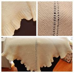 A little bit of Jess : Mara | Knitted Shawl