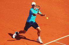 Kei Nishikori   Barcelona Open Banc Sabadell 2015 QF