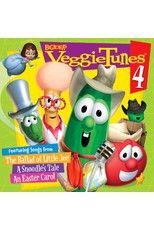 Veggie Tunes 4. #VeggieTales