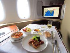 First Class Flights, Blessing Bags, Grubs, Crea Web, Catering, Spices, Business Class, Meals, Dinner
