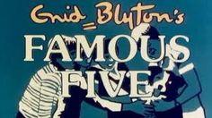 A Famous Five summer | Elizabeth Jane Corbett