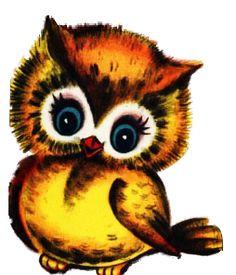 ImagiMeri's: Owl always love you !!
