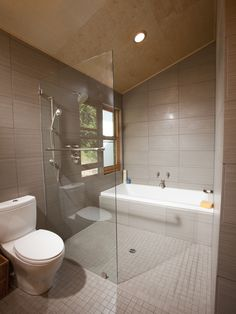 Bathroom Small Space Bathrooms With Bathtub Design, Pictures, Remodel, Decor and Ideas - page 11
