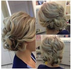 Most Attractive Short Hairdos for Parties - Hairiz