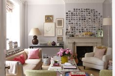 """The eldest child of interiors legend Nina Campbell, <b>Rita Konig</b> made a name for herself writing on the making of stylish interiors in the pages of British <i>Vogue</i> and the highly successful book <i>Domestic Bliss</i> before ultimately joining """"the trade."""""""