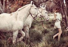 www.pegasebuzz.com/leblog | Horse in Fashion : Chocolate primavera-verano 2013