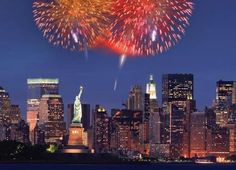 NYC 4th barbecue and fireworks cruise